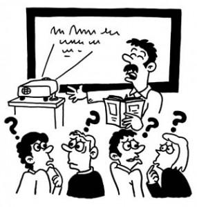 funny presentation cartoon ideas
