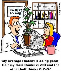 Average Student Statistics