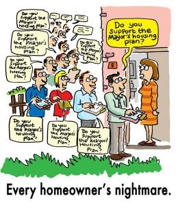 Pollsters Statistics cartoon